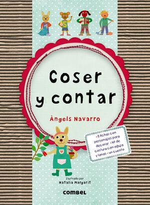 COSER Y CANTAR (8 FICHAS CON PERSONAJES