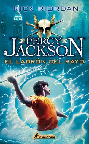 PERCY JACKSON 1 LADRON RAYO RUSTICA SALA