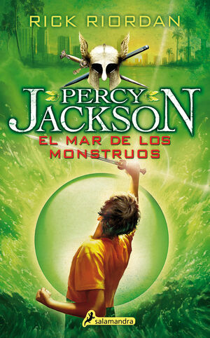 PERCY JACKSON 2 MAR MONSTRUOS RUSTICA SA