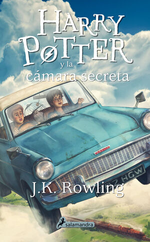 HARRY POTTER 2 CAMARA SECRETA RUSTICA SA