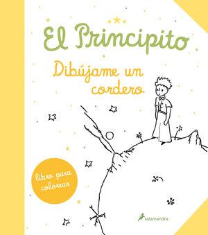 PRINCIPITO DIBUJAME CORDERO SALAMANDRA