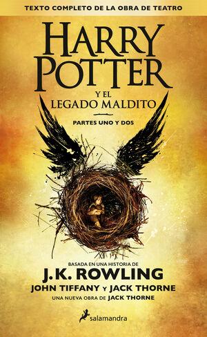 HARRY POTTER Y EL LEGADO MALDITO (PARTES