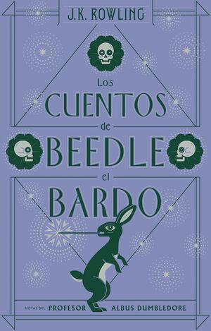 CUENTOS DE BEEDLE EL BARDO,LOS (BIBLIOTE
