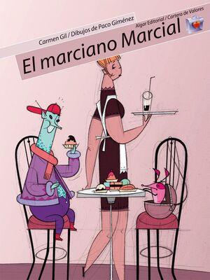 EL MARCIANO MARCIAL
