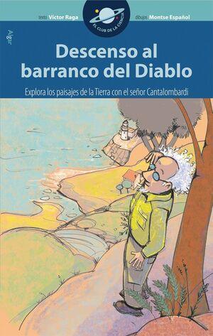 DESCENSO AL BARRANCO DEL DIABLO
