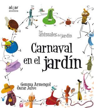 CARNAVAL EN EL JARDIN-IMPRENTA
