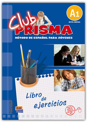 CLUB PRISMA A1. LIBRO DE EJERCICIOS