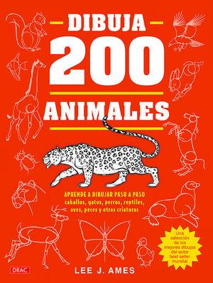 DIBUJA 200 ANIMALES