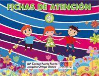FICHAS DE ATENCIÓN 1