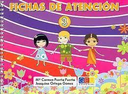FICHAS DE ATENCION 3. GEU