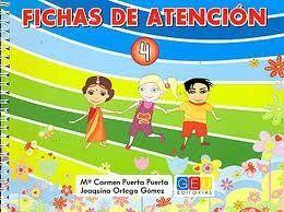 FICHAS DE ATENCION 4. GEU
