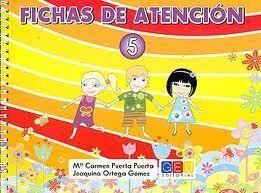 FICHAS DE ATENCION 5. GEU