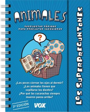 SUPERPREGUNTONES ANIMALES