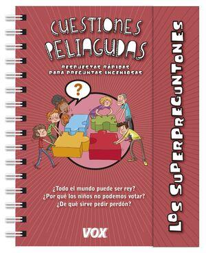 SUPERPREGUNTONES CUESTIONES PELIAGUDAS