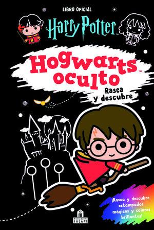 HARRY POTTER - HOGWARTS OCULTO