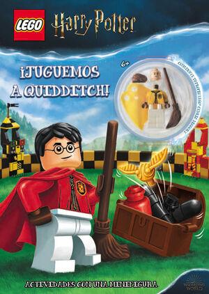 HARRY POTTER LEGO. JUGUEMOS A QUIDDITCH!