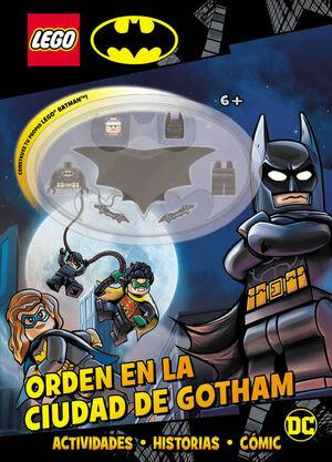 BATMAN LEGO - ORDEN EN LA CIUDAD DE GOTHAM