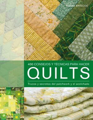 400 CONSEJOS Y TECNICAS DE PATCHWORK