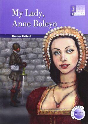 MY LADY ANNE BOLEYN (BAR 3 ESO)